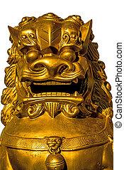 Feng shui lion