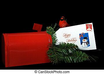 feriado, correio