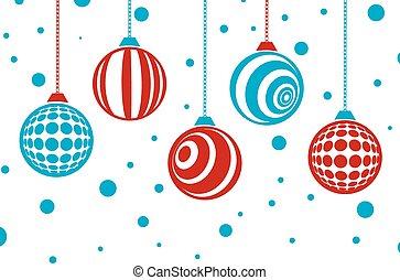 feriado, inverno, cartão