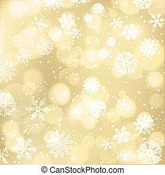 feriado, invierno, plano de fondo
