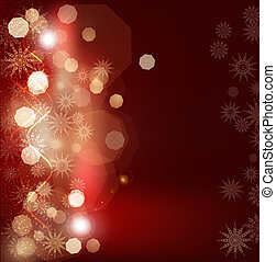 feriado, natal, fundo