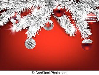 feriado, natal, ilustração