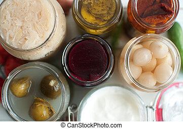 fermentera, mat, kollektion
