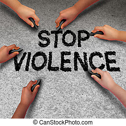 fermi violenza