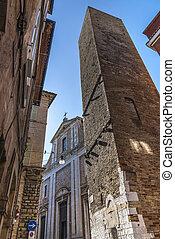 Fermo - Historic buildings