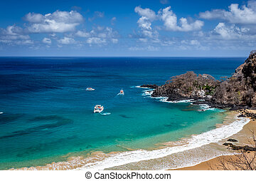 Fernando de Noronha, isle in the Northeast of Brazil