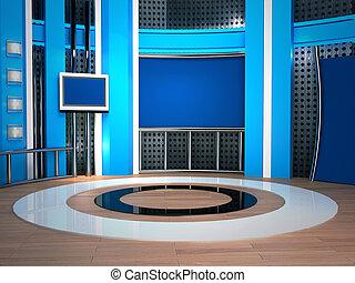 fernsehapparat studio