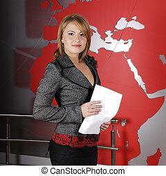 fernsehen, manager, reporter