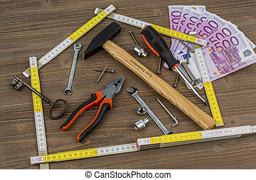 ferramenta, oficina