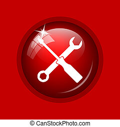 ferramentas, ícone