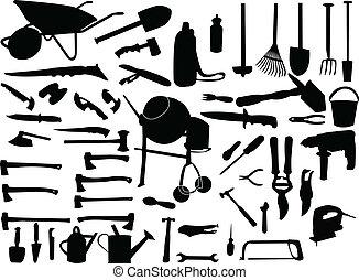 ferramentas, cobrança
