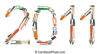 ferramentas, números
