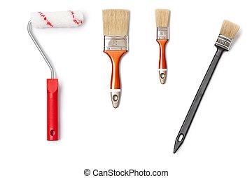 ferramentas pintura
