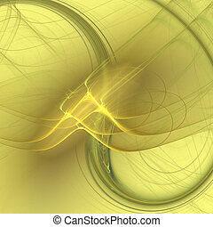 FERRARI - Abstract fractal design concept image.