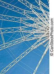 Ferris Wheel Abstraction
