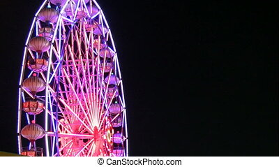 Ferris Wheel - Amusement park