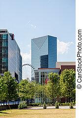 Ferris Wheel by Modern Architecture