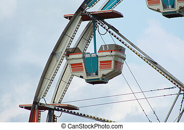 Ferris wheel car