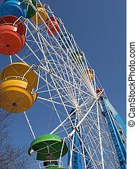Ferris wheel four