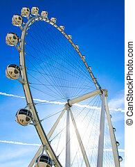 High Roller ferris wheel in Las Vegas, Nevada