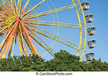 Ferris Wheel in Germany