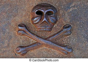 ferro getto, cranio