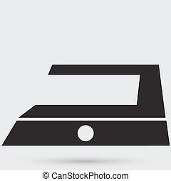 ferro vapor, ícone