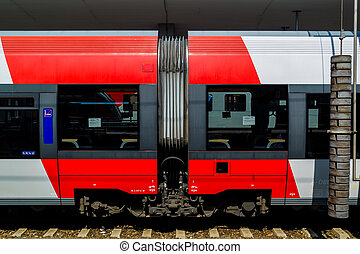 ferrocarril, futuro, carril