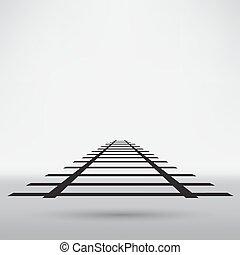 ferrocarril, icono