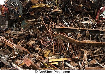Ferrous scrap - Ferrous recycling scrap metal