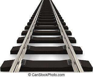ferrovia, concetto