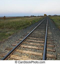 ferrovia, tracks.