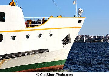 Ferry Boat Bosphorus Istanbul