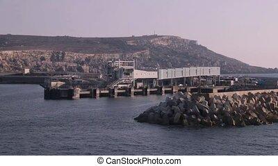 Ferry passenger terminal