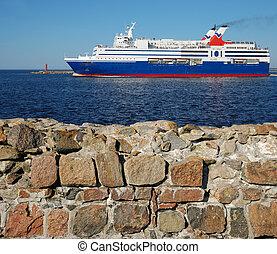 ferry.