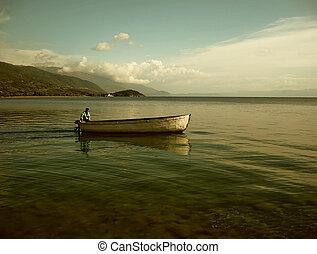 ferryman, solitaire