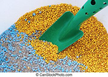 fertilizzante, 12, minerale
