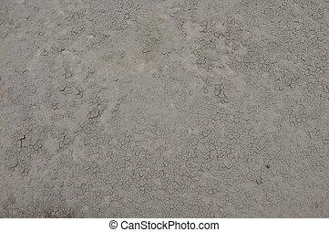 fesso, sabbia spiaggia
