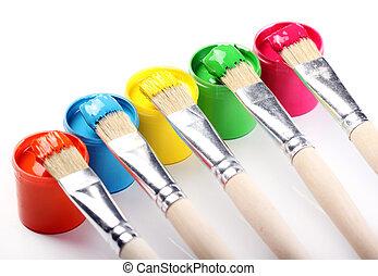 festék befőz, színes