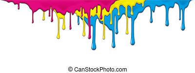 festék