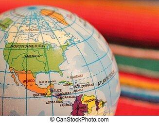 fest, hintergrund, mexiko