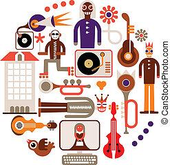 fest, musik