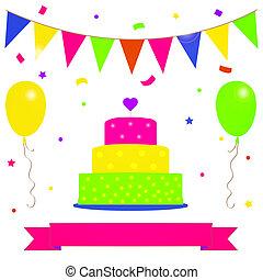 festa compleanno, scheda
