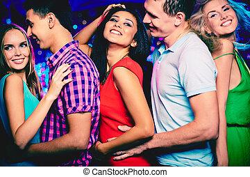 festa, discoteca