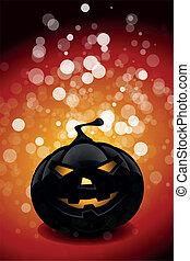 festa,  Halloween, fondo