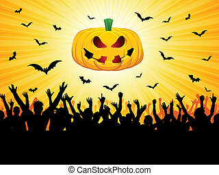 festa, halloween