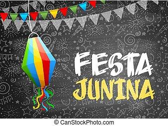 festa, junina
