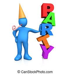 festa, persona