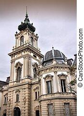Festetics Palace in Hungary