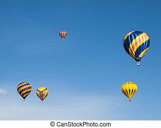 festival, balloon